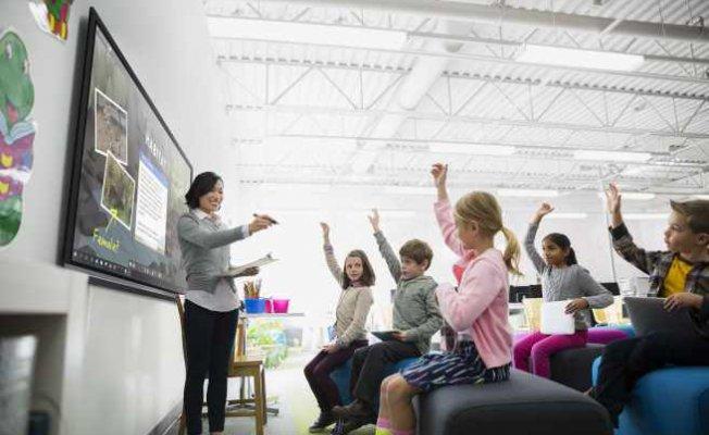 Yeni teknolojilerle geleneksel eğitim değişiyor