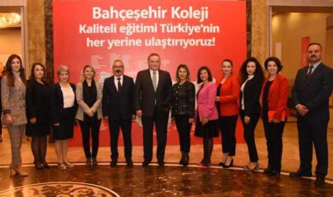 Bahçeşehir Koleji Konya'da açılıyor