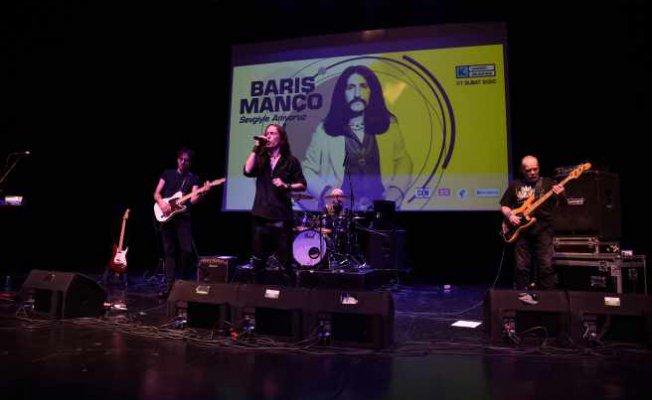Barış Manço, Kurtalan Ekspresi konseri ile anıldı