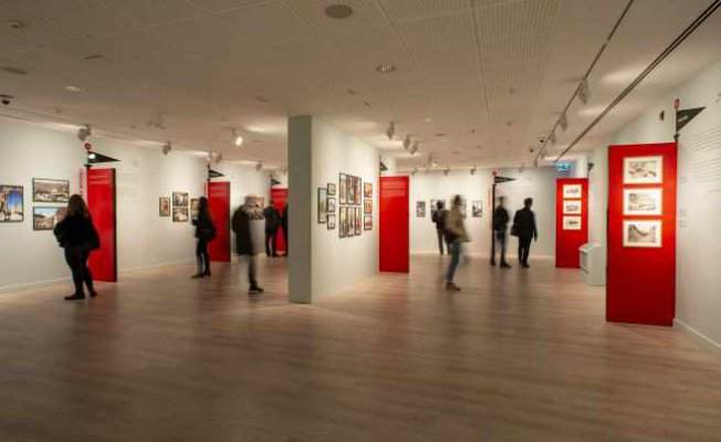 Coşkun Aral ve Murat Germen'in fotoğrağ sergisi Pera Müzesi'nde