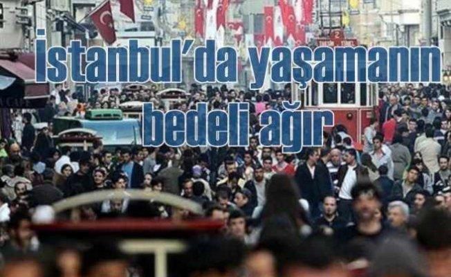İstanbul'da yaşamak zor |Hanehalkı temel ihtiyaçlarını güçlükle karşılıyor
