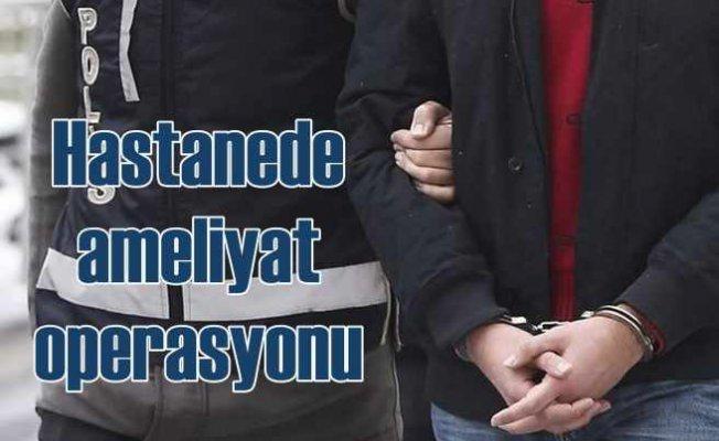 İstanbul Üniversitesi Tıp Fakültesi'nde 3 tutuklama