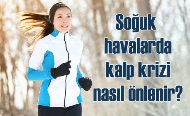 Kış aylarında kalp krizi riski yüzde 30 artıyor!