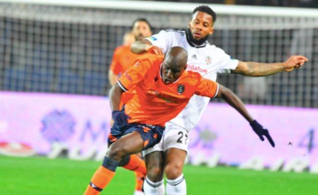 Medipol Başakşehir, Beşiktaş'ı tek golle geçti