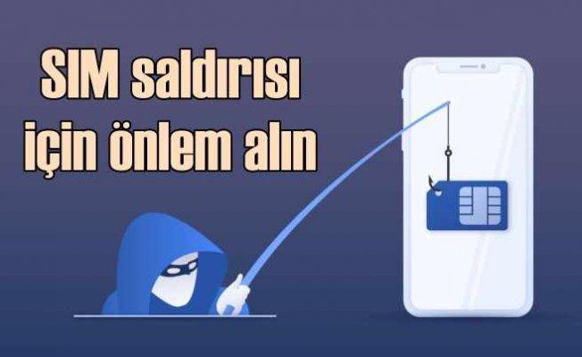 Sosyal medya hesaplarında SIM değişimi saldırılarına dikkat