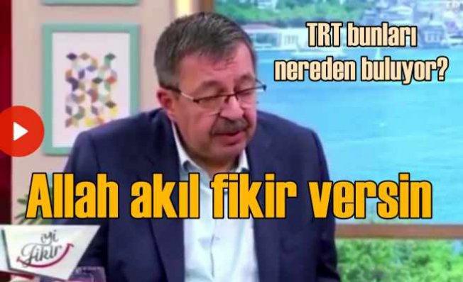 TRT ekranlarında 34 şehit için tepki çeken sözler