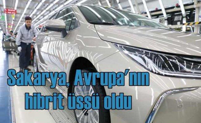 Türkiye, Toyota Otomotiv'in Avrupa için hibrit üretim üssü oldu
