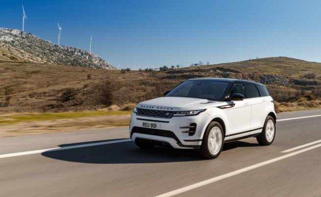 Yeni Range Rover Evoque Avrupa'nın en iyi kompakt SUV'u