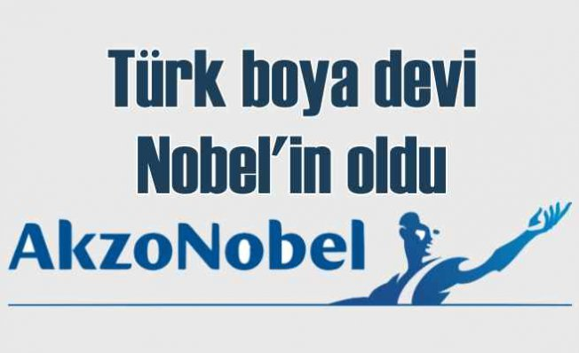 AkzoNobel, Türkiye'deki toz boya ortak girişiminin tamamını satın alıyor