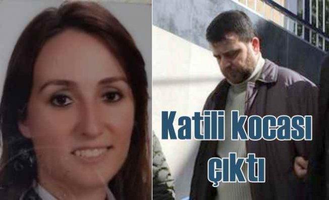 Bankacı Pınar Baykan cinayeti | Kavgadan sonra eşini öldürmüş