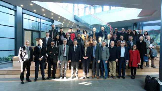 CERN yönetimi Boğaziçi'ni ziyaret etti