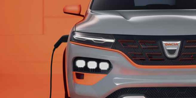 Dacia'dan elektrikli devrim | Dacia spring elektrikli showcar