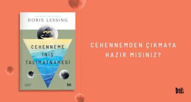 Doris Lessing kitabı | Cehenneme İniş Talimatnamesi