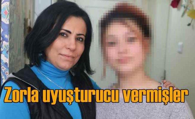 Evden kaçırılan genç kız | Zorla uyuşturucu verdiler