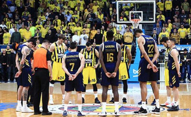 Fenerbahçe Beko'da corona virüsü şüphesi