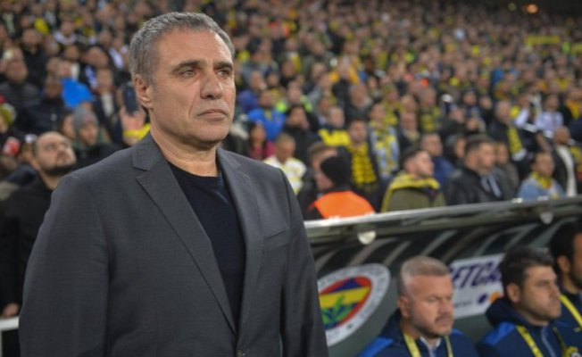 Fenerbahçe'de Ersun Yanal dönemi bitti