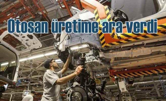 Ford Otosan, çalışanlarının sağlığı için üretime ara verdi