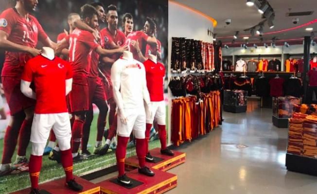 Galatasaray GS Store mağazalarını geçici olarak kapattığı açıkladı