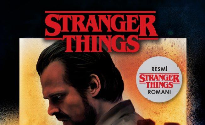 Kitap | Bir Stranger Things Romanı | Karanlık Şehir