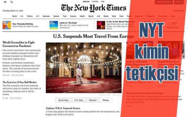 NYT tetikçiliği çileden çıkardı | Böyle sahtekarlık görülmedi