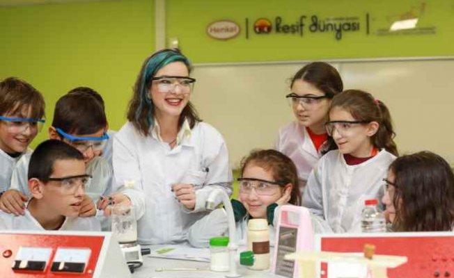 Ödüllü proje Keşif Dünyası, çocukları bilime davet ediyor…