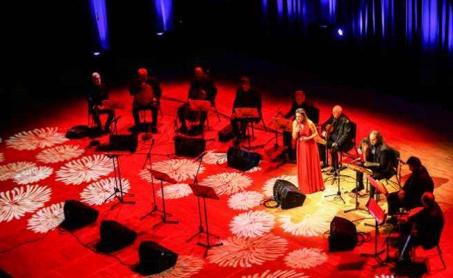 Osmanlı'dan Günümüze Kadın Bestekârlar konseri ayakta alkışlandı