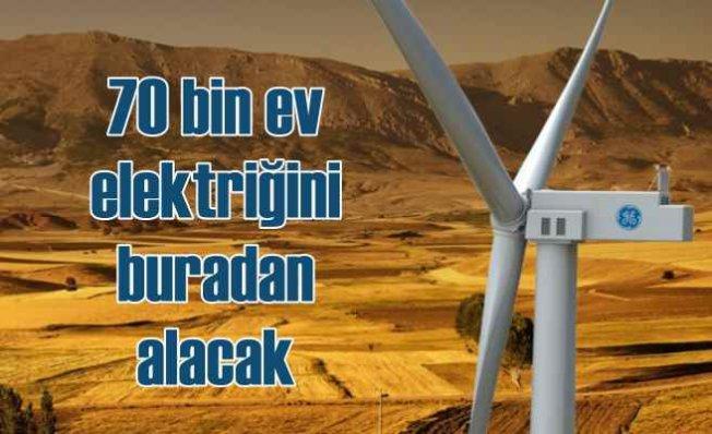 Sanko Enerji Bursa'da Rüzgar Çiftliği kuruyor | Kanatlar Bergama'da üretiliyor