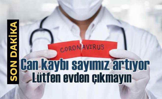 Son dakika #koronavirüs salgını | Ölü sayısı 9'a yükseldi