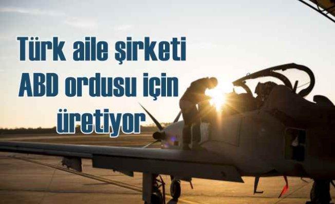 Türk çiftin sahip olduğu şirket, ABD ordusuna taarruz uçağı satacak