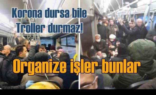 Türkiye korona ile uğraşırken, sosyal medya trollerinin gündemi başka