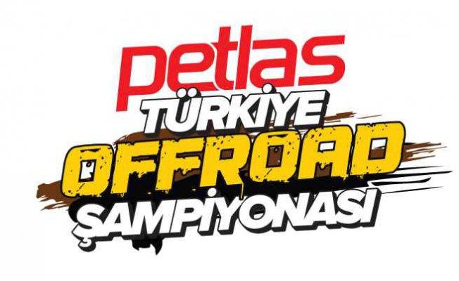 Türkiye Offroad Şampiyonası isim sponsoru PETLAS