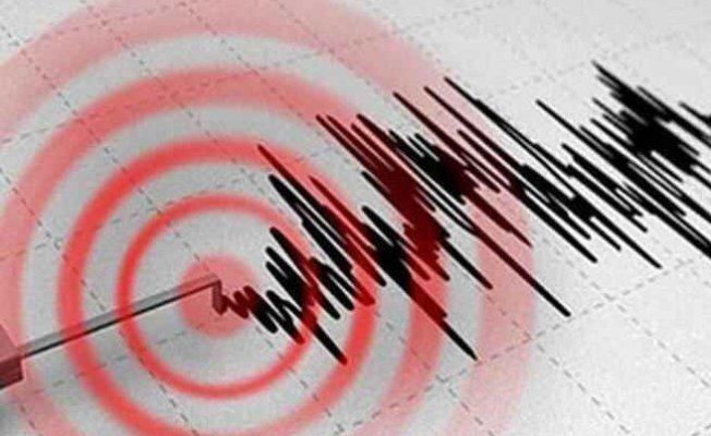 Van Başkale'de deprem 4.4