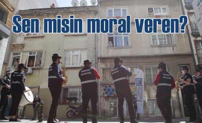 23 Nisan kutlamalarına Kadıköy Kaymakamlığı engel oldu