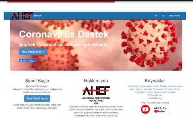 AHEF web sitesine 2 günde 180 bin başvuru