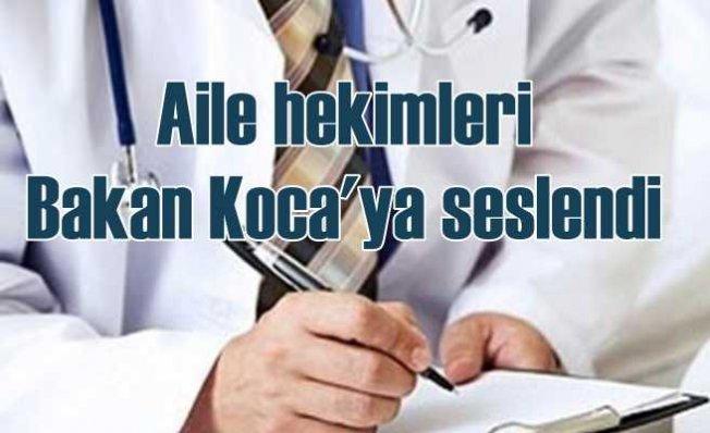 Aile Hekimleri'nden Sağlık Bakanı'na açık mektup...