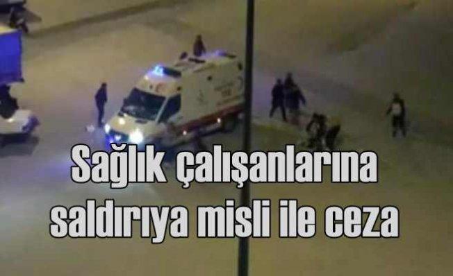AK Parti ve MHP sağlık çalışanlarına kendini böyle 'AF' ettirecek