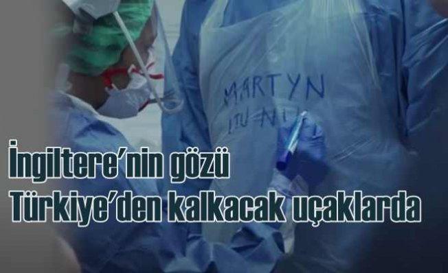 BBC | Türkiye, İngiliz sağlık çalışanları için malzeme satışına izin verdi