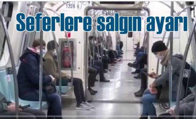İstanbul'da metro seferleri için önemli karar