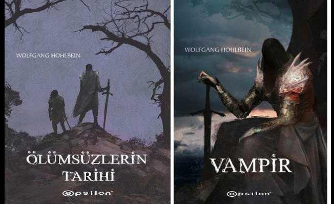Kitap   Almanya'nın Stephen King'inden:Ölümsüzlerin Tarihi 2 – Vampir