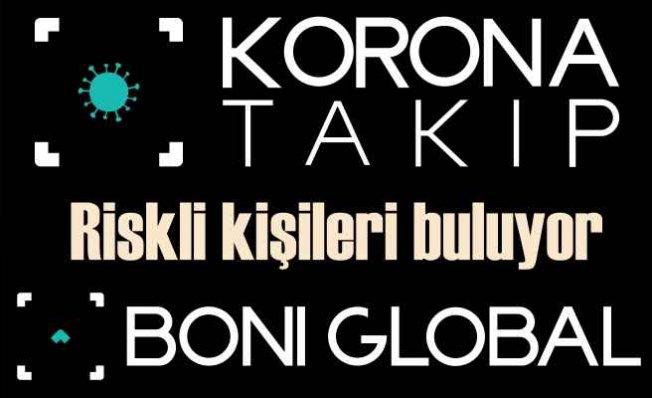 KoronaTakip uygulamasını Türk şirketi geliştirdi