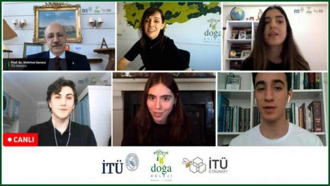 Prof. Dr. Karaca: Doğa Koleji öğrencileri İTÜ deneyimlerinden yararlanacak