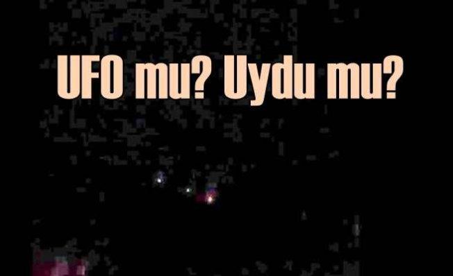 Rize'de UFO paniği Kelime-i Şehadet getirtti | Starlink uyduları Türkiye'den geçiyor
