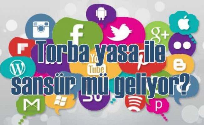 Sosyal medyada muhalifler yandı | Torba yasa ile yorumlara engel geliyor