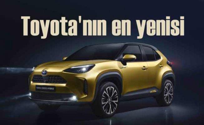 Toyota'dan tamamen yeni B-SUV | Yaris Cross