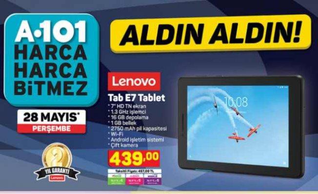 A101 27 mayıs 2020 filatları | A101 teknoloji ürünleri fiyatları