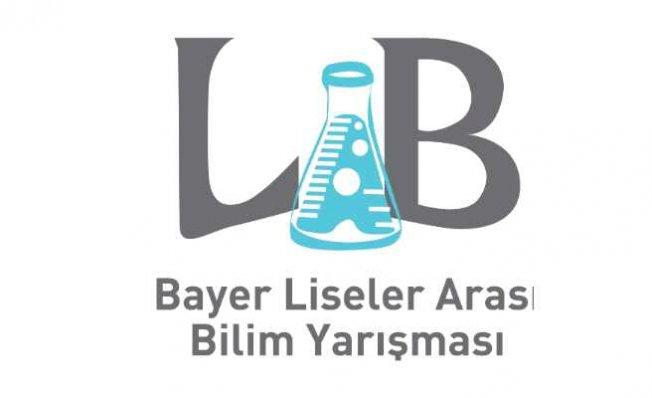 Bayer Liseler Arası Bilim Yarışmas ödül töreni internetten gerçekleşecek