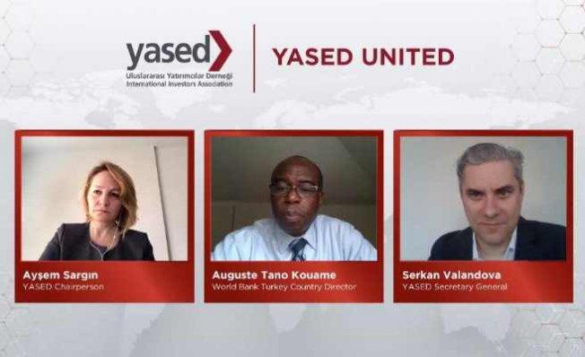 Dünya Bankası Türkiye Direktörü Auguste Tano Kouame'dan önemli uyarılar