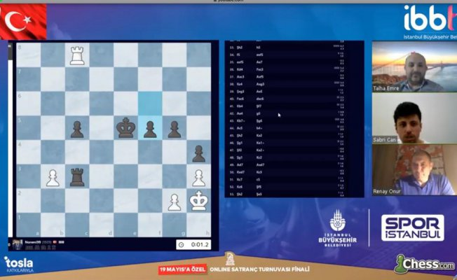 İBB'nin turnuvasına 21 ülkeden 160 sattarççı katıldı