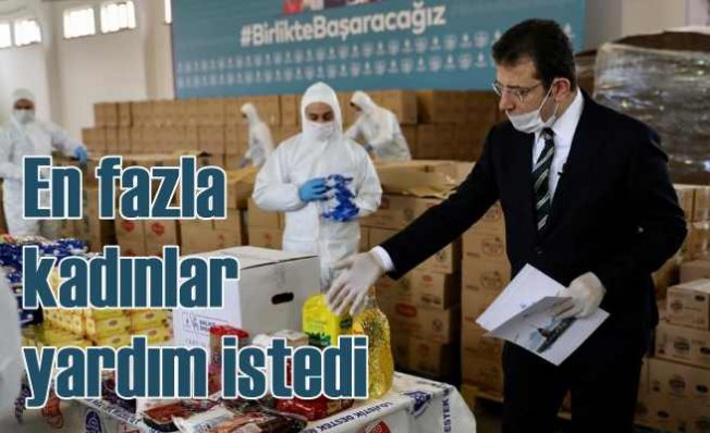 İstanbullu'nun yüzde 12'7'si İBB'den sosyal destek alıyor