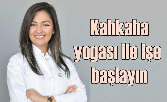 İşyerinde kahkaha yogası |Pandemi sonrası çalışmaya kahkaha yogasıyla hazırlanın